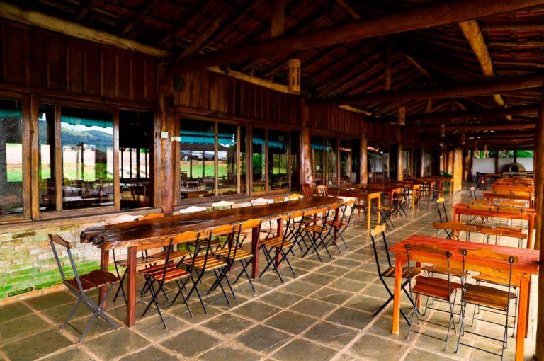 Porto Fazenda Hotel Hotel na regigao de Furnas Alfenas no sul de Minas Gerais 36