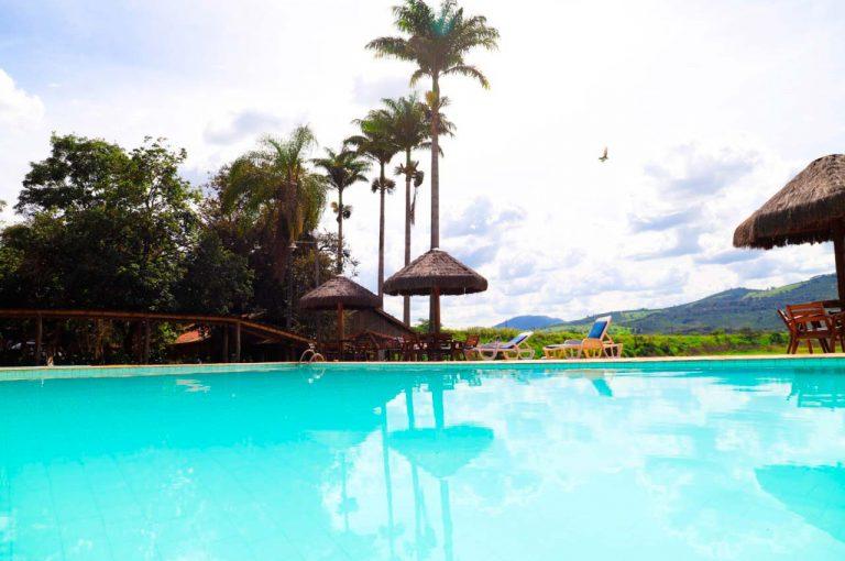 Porto Fazenda Hotel Hotel na regigao de Furnas Alfenas no sul de Minas Gerais 57